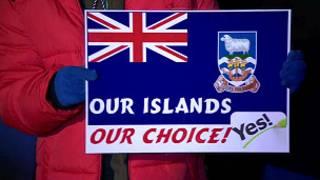 福克蘭群島公投
