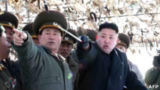 Lãnh đạo Bắc Hàn