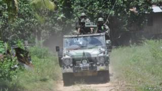 Tentara Malaysia di Sabah