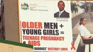 Cutar HIV a Afirka ta Kudu