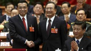 مؤتمر الشعب الصيني يصدق على تعيين لي كيشيانغ رئيسا للحكومة