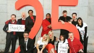 Red Nose Day (紅鼻子慈善日)是英國兩年一次的慈善活動