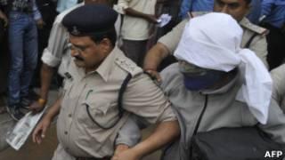 Швейцарская туоистка, жертва изнасилования в Индии
