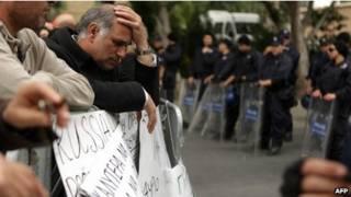 Crisis en Chipre