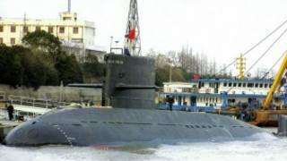 Tàu ngầm của Nga (ảnh minh họa)