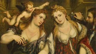 """Парис Бордоне """"Две женщины..."""""""