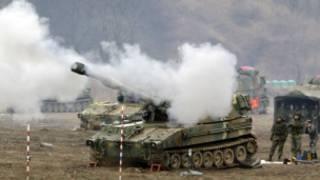 दक्षिण कोरियाई टैंक