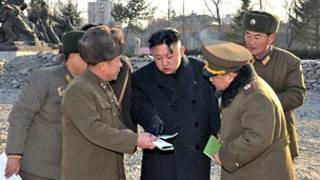 Tensión por conflicto nuclear con Corea del Norte