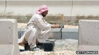 pekerja saudi