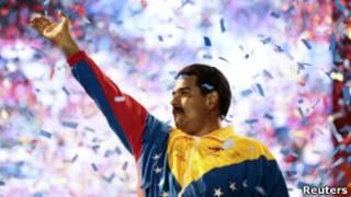 Nicolás Maduro, presidente encargado de Venezuela