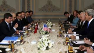 Türkiye-ABD görüşmeleri