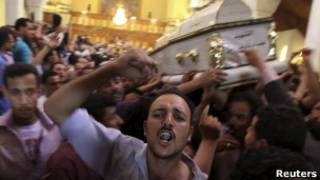 Похороны в Каире