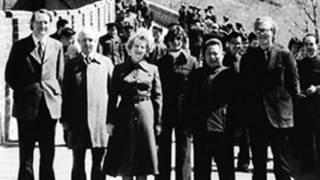Margaret Thatcher thăm Vạn lý Trường thành