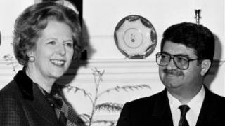 Margaret Thatcher ve Turgut Özal