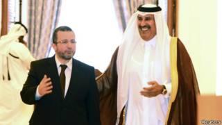 رئيس الوزراء القطري الشيخ حمد بن جاسم آل ثاني