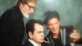 शाहरुख़ खान, अमिताभ बच्चन, दिलीप कुमार