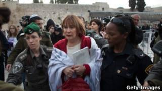 Арест у Стены Плача