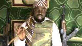 زعيم بوكو حرام أبو بكر شيكاو