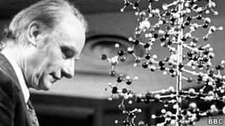 Premio Nobel Francis Crick