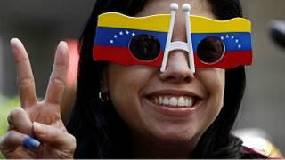 Zaben shugaban kasa a Venezuela