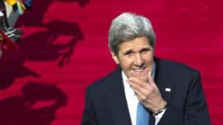 John Kerry, Sakataren Harkokin wajen Amurka