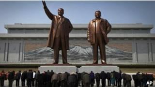 Tượng đài ở Bắc Hàn