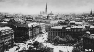 Вид Вены 1913 г.