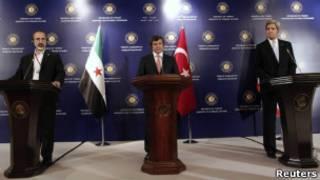 Reunião dos Amigos da Síria | Foto: Reuters