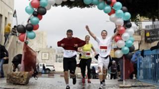 marathon palestine