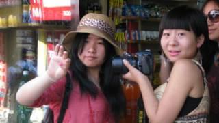 नेपाल में चीनी पर्यटक