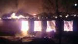 मॉस्को में आग