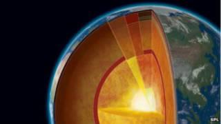 زمین کا مرکزی منطقہ یا کور