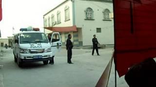 Vụ bạo động ở Kashgar hồi tháng Tư
