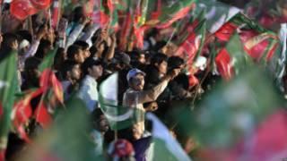 Elecciones en Pakistán