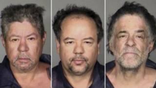 Irmãos Castro, detidos pelo caso de Cleveland (AP)