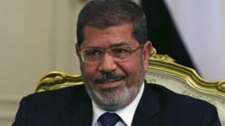 Shugaba Morsi na Masar