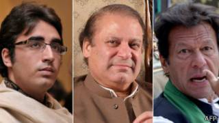 ပါကစ္စတန်ရွေးကောက်ပွဲ အမတ်လောင်းများ