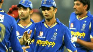 राहुल द्रविड़ और अन्य खिलाड़ी