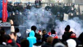 Kerusuhan PSG