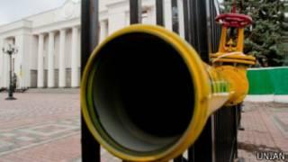 газ, газовые трубы