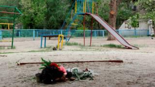 Место убийства в Волгограде