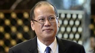 Tổng thống Aquino của Philippines