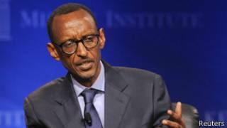 Umukuru w'Urwanda, Paul Kagame
