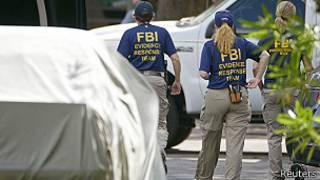 FBI en Orlando, Florida