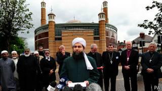اجتماع مجلس مسلمي بريطانيا