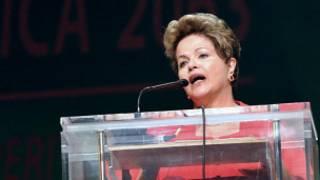 Presiden Dilma Rousseff