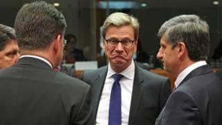 Các ngoại trưởng EU đã đàm phán rất căng thẳng