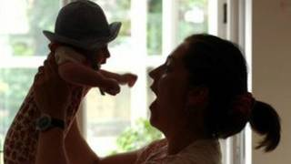 mãe e bebê (SPL)