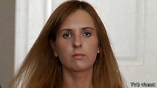 Эгле Кусайте, признанная виновной в подготовке теракта
