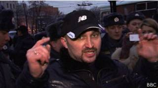 Оппозиционный активист Вадим Коровин